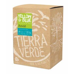 Tierra Verde Aviváž z mýdlových ořechů levandule 5L