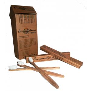 Oken Brush Factory Bambusový zubní kartáček Health soft Curanatura