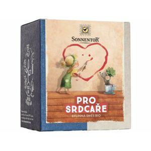 Sonnentor Bio Pro srdcaře porcovaný čaj pyramida 36,8g