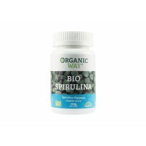 Organic Way Spirulina Bio 100 g 400 tablet