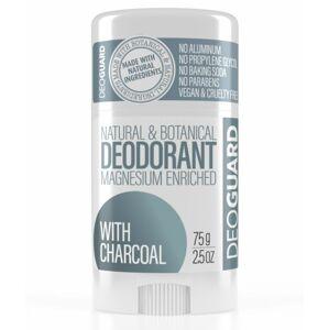 Deoguard deostick neparfémovaný s aktivním uhlím 65 g