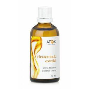 Eleuterokok - extrakt Atok 50ml
