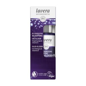 Lavera Energetizující noční olejový elixír 30 ml