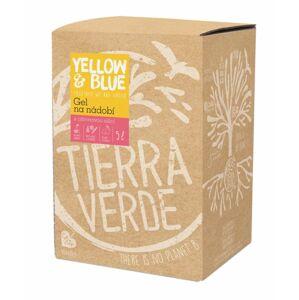 Tierra Verde Gel na nádobí mýdlový ořech 5L