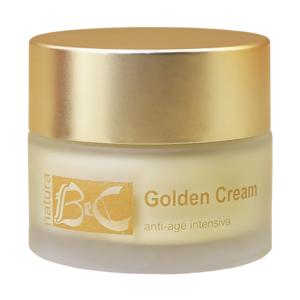 BeC Natura Golden cream - Intenzivní anti-age krém proti vráskám 50 ml + Doprava Zdarma