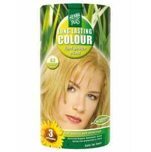 HennaPlus Dlouhotrvající barva Světle zlatá blond 8.3 100 ml