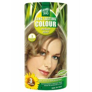 HennaPlus Dlouhotrvající barva Sytá blond 7 100 ml