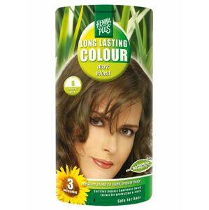 HennaPlus Dlouhotrvající barva Tmavá blond 6 100 ml