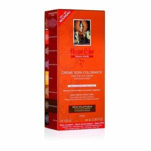 Henné Color Přeliv Hnědý Premium Végétal 100 g