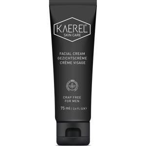 KAEREL Hydratační pleťový krém pro muže CRAP FREE 75 ml
