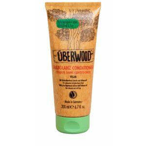 ÜBERWOOD Kondicionér pro barvené vlasy VEG - pro zářivou barvu a lesk 200 ml