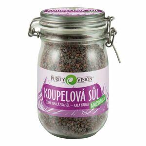 Purity Vision Ajurvédská koupelová sůl 1,2 kg