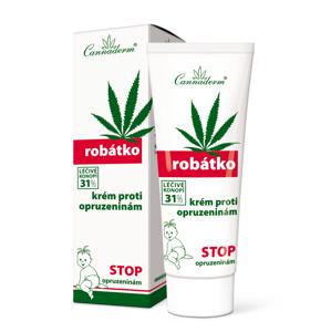 Cannaderm Robátko - krém proti opruzeninám 75g