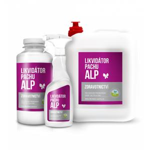 Likvidátor pachu ALP - Zdravotnictví - Citron Objem: 500 ml R