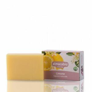 Almacabio Mýdlo rostlinné CITRON 100 g