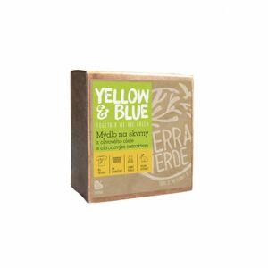Tierra Verde Mýdlo z olivového oleje s citronovým extraktem na skvrny 200g