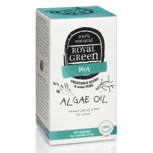 Royal Green Olej z mořských řas 60 kapslí