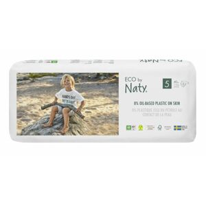 Naty Plenky Junior 11-25 kg - ECONOMY PACK 40 ks