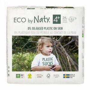 Naty Plenky Maxi+ 9-20 kg 24 ks