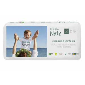 Naty Plenky Midi 4-9 kg - ECONOMY PACK 50 ks