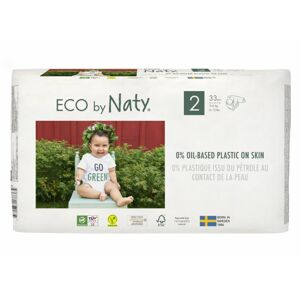 Naty Plenky Mini 3-6 kg 33 ks