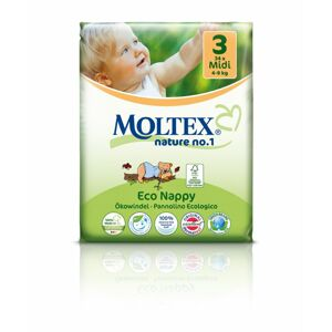 Moltex Plenky nature no.1 Midi 4-9kg 34 ks