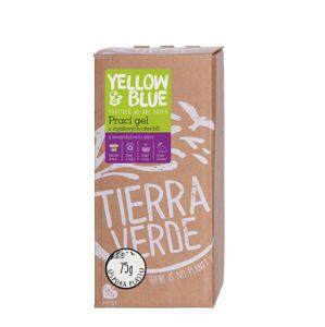 Tierra Verde Prací gel z mýdlových ořechů s levandulí 2 l