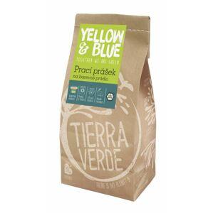 Tierra Verde Prací prášek z mýdlových ořechů na barevné prádlo 850 g