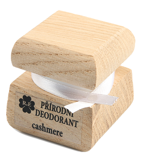 RaE krémový deodorant Kašmír 15 ml
