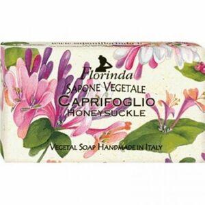Rostlinné mýdlo květinová vůně Zimolez Florinda 100 g