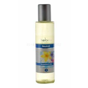 Koupelový olej Neutrální Saloos125ml