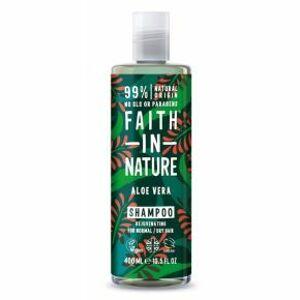 Šampon Aloe Vera Faith in Nature 400ml