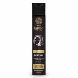 Natura Siberica Šampon pro růst vlasů «Beluga» 250ml