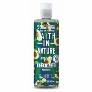 Sprchový gel Avokádo Faith in Nature 400ml