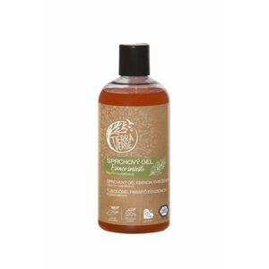 Tierra Verde Sprchový gel Esence svěžesti – Vavřín kubébový 500 ml