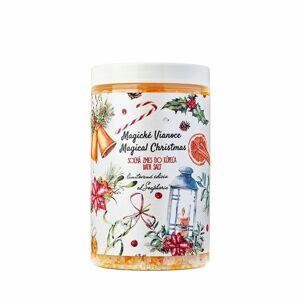 Sůl do koupele Magické Vánoce 500g Soaphoria