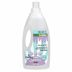Eco Clean Tekutý prací prostředek Levandule 1,5L
