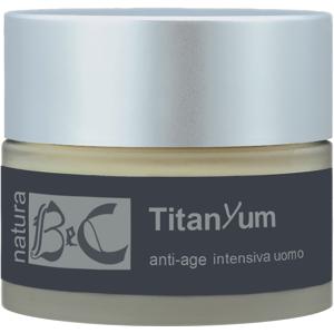 BeC Natura Titanyum - Intenzivní anti-age krém pro muže 50 ml + Doprava Zdarma