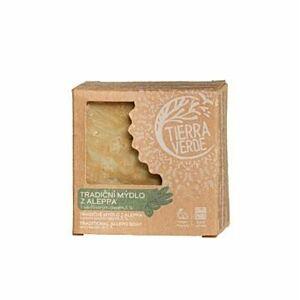 Tradiční mýdlo z Aleppa s vavřínovým olejem 5 % Tierra Verde 200 g