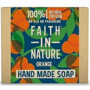 Tuhé mýdlo Pomeranč Faith in Nature 100g