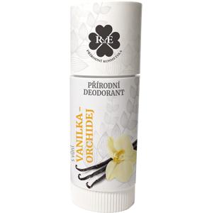 RaE přírodní tuhý deodorant Vanilka a orchidej 25 ml