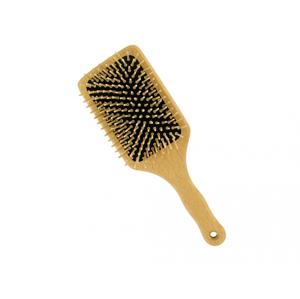 Förster´s vlasový kartáč z FSC certif. bukového dřeva se špičatými dřevěnými ostny největší