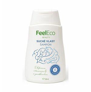 Vlasový šampon na suché vlasy Feel eco 300 ml